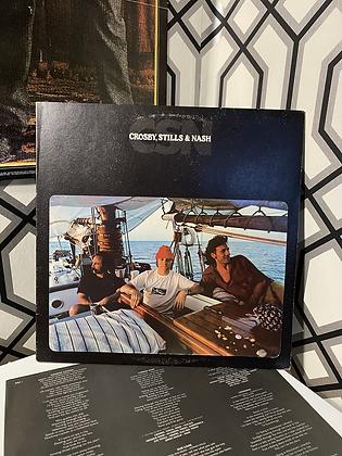 Vintage Crosby Still & Nash 'CSN' Vinyl