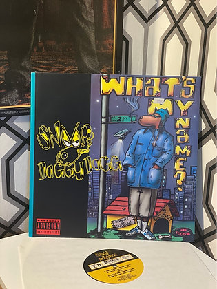 """1993 Snoop Doggy Dogg 'What's My Name?'  Vinyl 12"""" Single"""