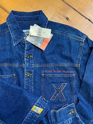 New Vintage 1999 X Games Denim Shirt