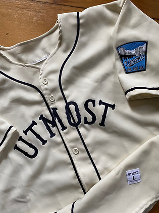 Utmost Co Baseball Jersey