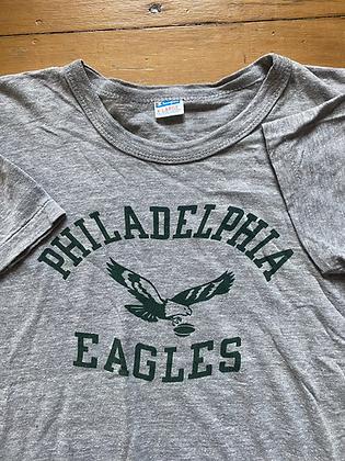 Vintage 70's  Champion Philadelphia Eagles T-Shirt
