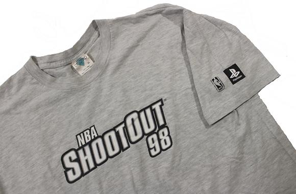 Vintage NBA Shootout Play Station T-Shirt