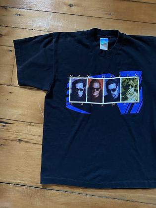 Vintage 1995/96 Van Halen Balance Tour T-Shirt