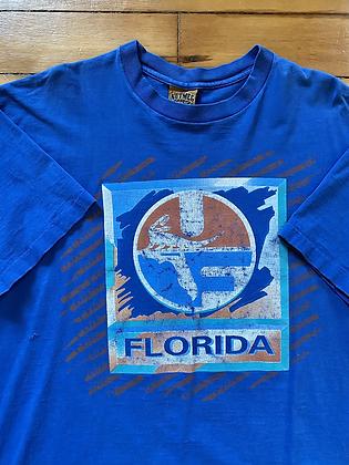 Vintage 90's ABC Sports Florida Nutmeg T-Shirt