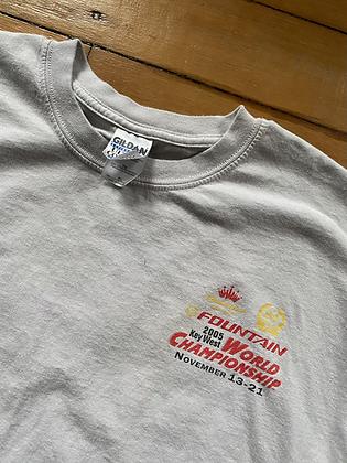 2005 Budweiser Fountain World Championship Key West T-Shirt