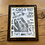 Thumbnail: Vintage Original CBGB The Freaks Punk Concert Poster Print
