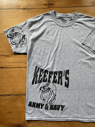 Keefer's Army & Navy T-Shirt