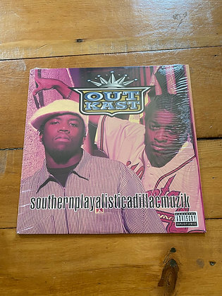 "1994 OutKast ""southernplayalisticadillacmuzik"" 12"" single vinyl"