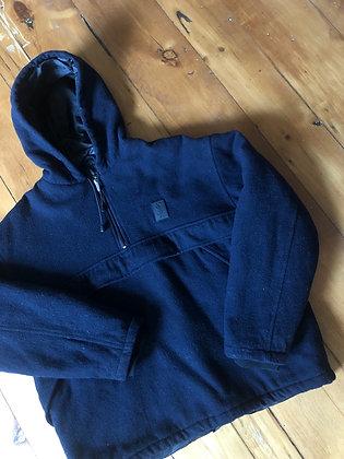 Vintage YSL Wool Anorak Hoodie