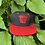 Thumbnail: Vintage New Old Stock Red Dog Beer Snapback
