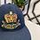 Thumbnail: Vintage New Old Stock Buckingham Palace Strapback Hat
