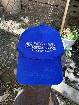 Vintage United States Postal Service Pro Cycling Team Snapback