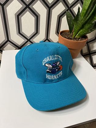 Vintage Charlotte Hornets Snapback