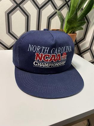 Vintage North Carolina Championship Snapback