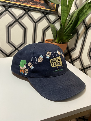 Vintage 1997 South Park Comedy Central Embroidered Snapback