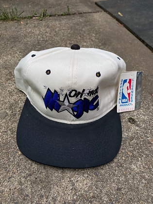 New Vintage Magic Snapback