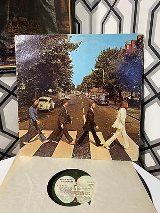 Vintage The Beatles 'Abbey Road' Older Pressing Vinyl