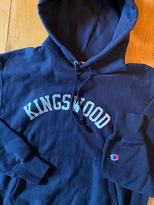 Kingswood Clothing Co Reverse Weave Hoodie