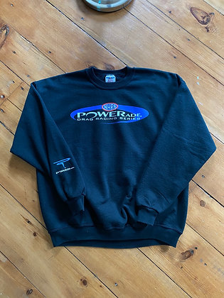 Vintage Powerade Drag Racing Series Promo Crewneck