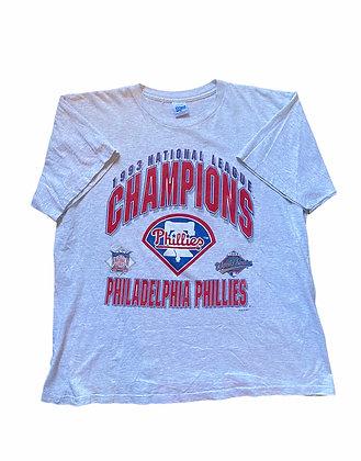 Vintage 1993 Salem Phillies T-Shirt