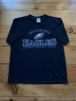 Vintage Logo Athletic Eagles T-Shirt