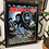 Thumbnail: Vintage 1991 Juice Movie Promo Framed Print Ad