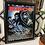 Thumbnail: Vintage 1991 Juice Movie Promo Framed Print Ad