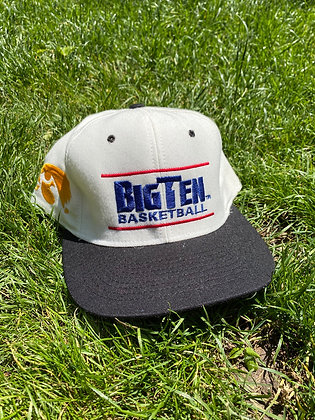 Vintage Iowa Big Ten Basketball Snapback