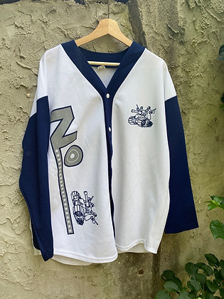 Vintage No Limit Baseball Jersey