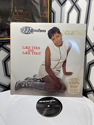 1995 Monica 'LiKE THiS AND LiKE THaT' Vinyl Single