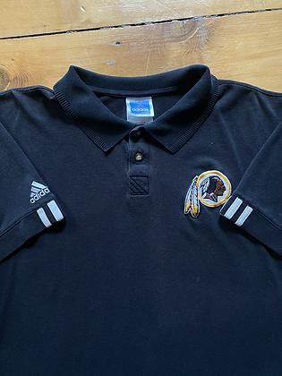 Vintage Adidas Redskins Polo