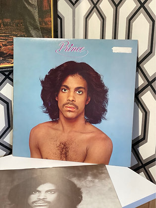 Rare Vintage 1979 Prince Vinyl