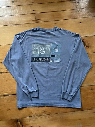 Vintage Huge Snowboarding T-Shirt