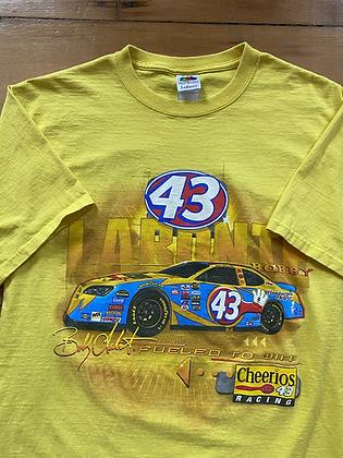 Vintage NASCAR Cheerios Bobby Lamonte T-Shirt