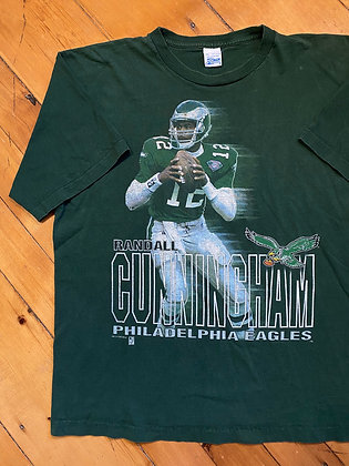 Vintage 1995 Eagles Randall Cunningham T-Shirt
