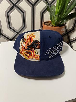 Vintage New 1995 Anheuser Busch Snapback