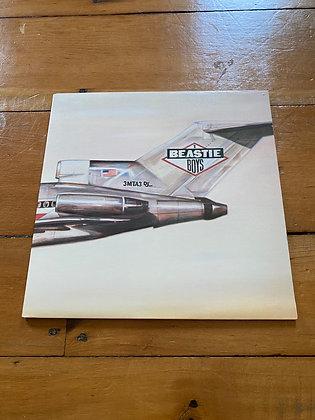 1986 Beastie Boys 'Licensed to Ill' LP Original Press