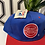 Thumbnail: Vintage New With Tags Detroit Pistons Snapback