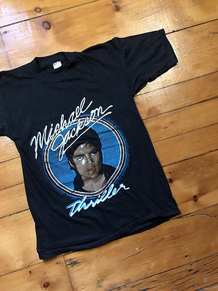Vintage 1982 Michael Jackson Thriller T-Shirt