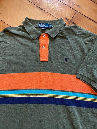 Rare Ralph Lauren Western Polo Shirt