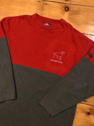 Kingswood x Vintage American Post Long Sleeve Shirt