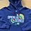 Thumbnail: 2019 MLB Opening Series Tokyo, Japan A's vs Mariners Hoodie Sweatshirt