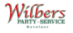 Logo Partyservice Wilbers