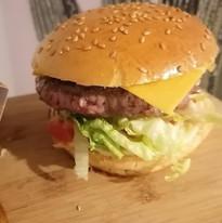 Burger maison classic