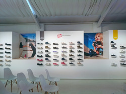 Event display wall graphics