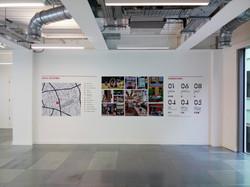 Print & cut wall graphic - London