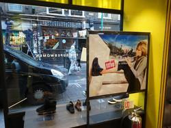 Shop window display - London