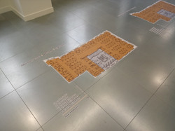 Office floor graphic - London