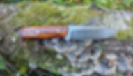 for sale damascus knife