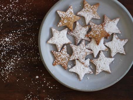 עוגיות ג'ינג'ר ותבלינים